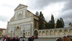 Florencie - Santa Maria Novella