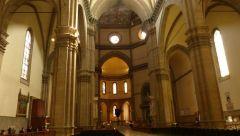 Florencie - Dóm - interiér