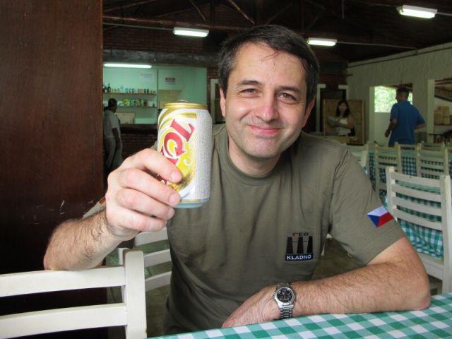Pivo na oslavu