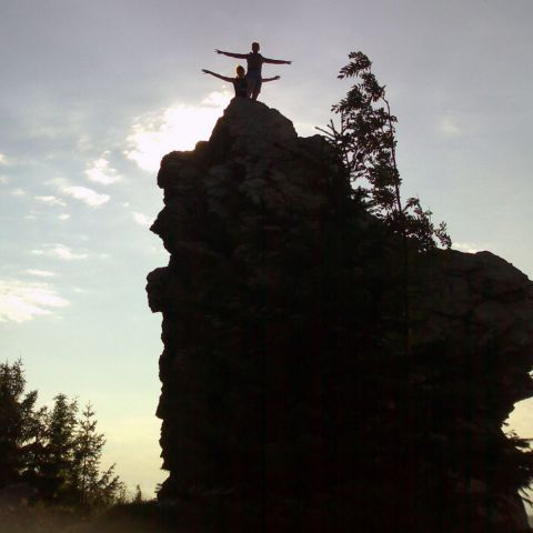 Kamenná vrata - GCNPPK