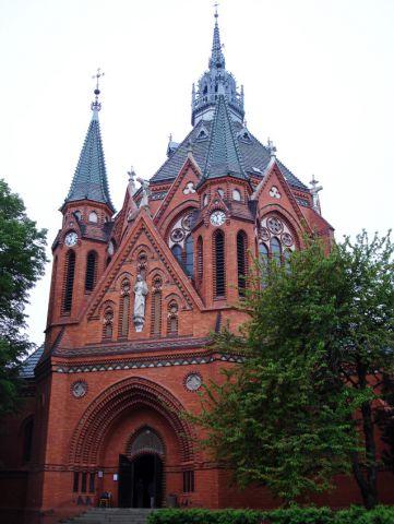 Farní kostel Navštívení Panny Marie -GCPB8Z