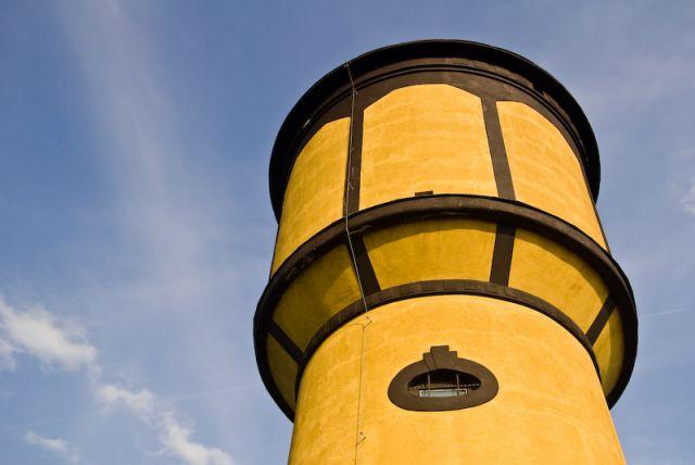 Vodárenská věž GC14XYQ