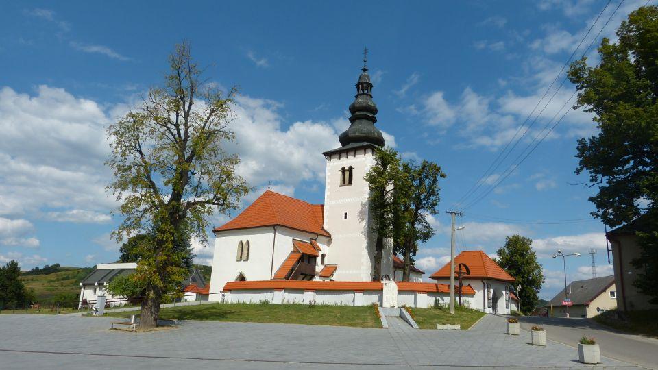 Kostel Sliače