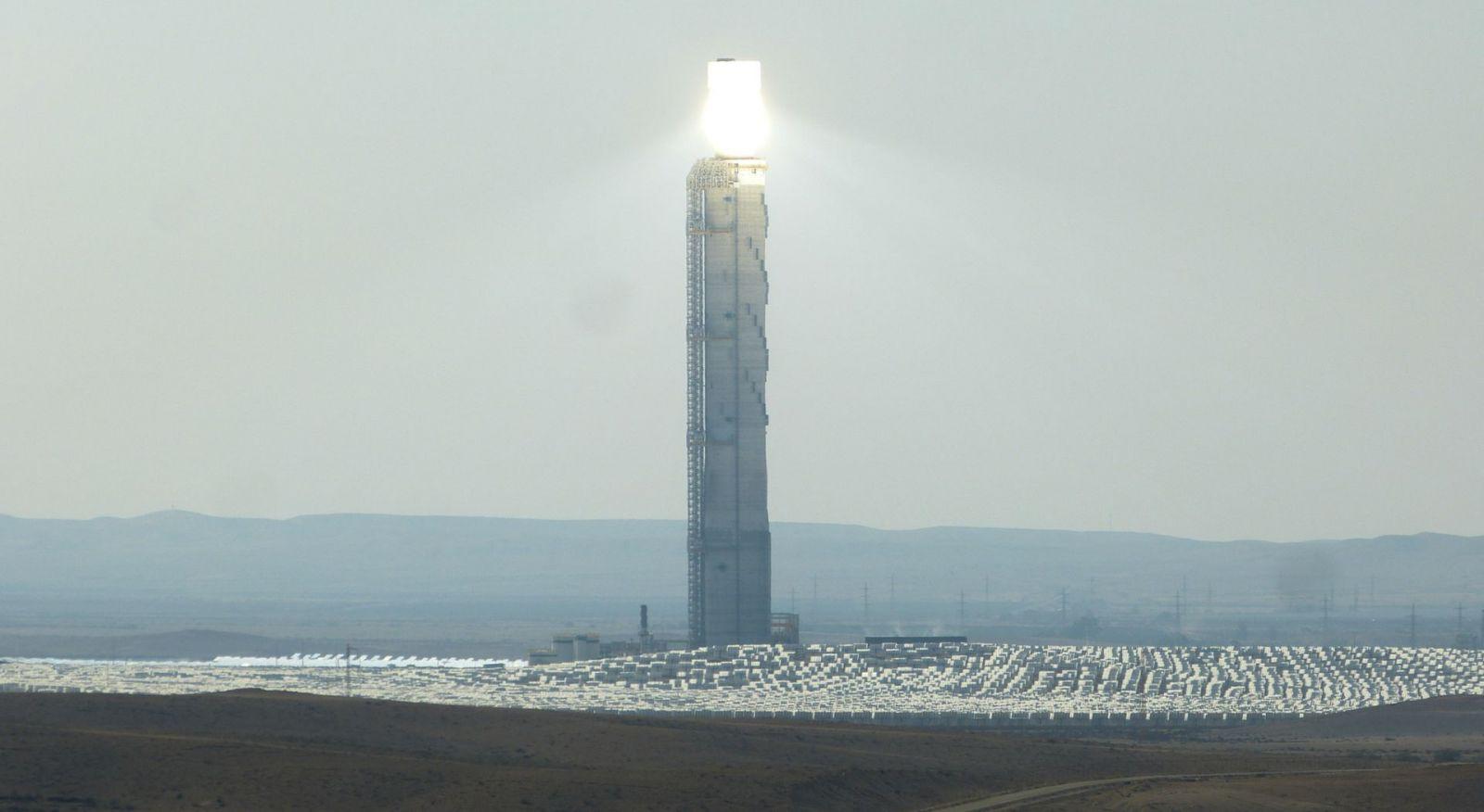 Elektrárna Ashalim