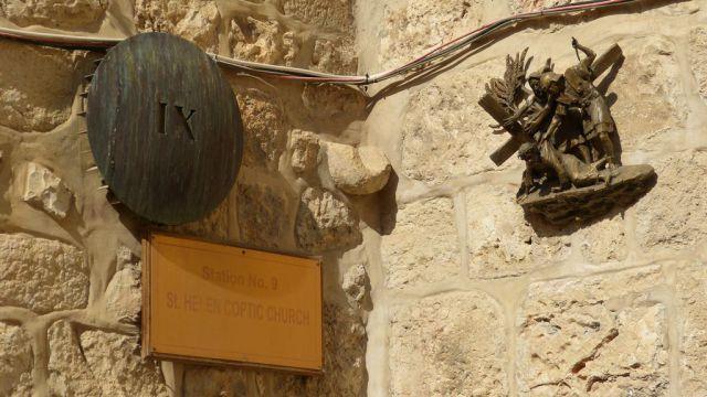 Jeruzalém - Křížová cesta