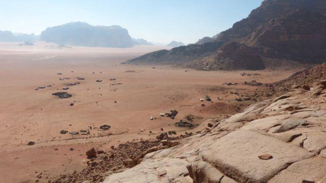 Wadi Rum - beduíni