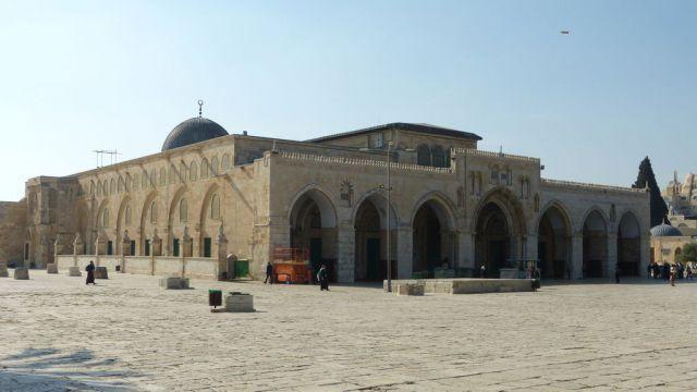 Jeruzalém - al-Aksá