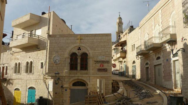 Betlém - město