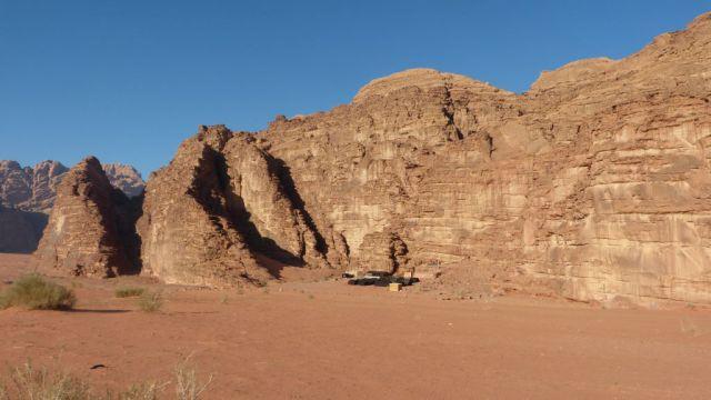 Wadi Rum - stany