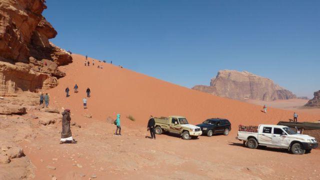 Wadi Rum - duna