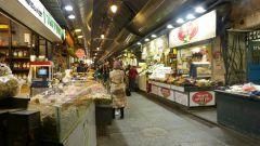 Jeruzalém - tržnice