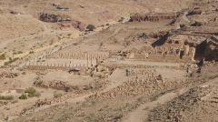 Petra - Velký chrám