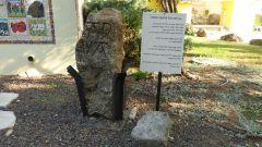 Křižácký kámen u města Akko