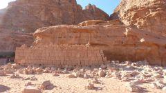 Wadi Rum - Lawrence dům