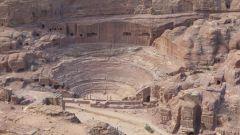 Petra - divadlo