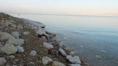 Mrtvé moře v Izraeli