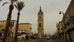 Jaffa - Hodinová věž