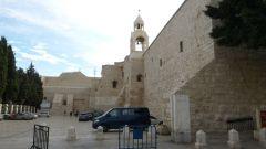Betlém - kostel Narození Páně