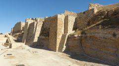 Karak - hradby