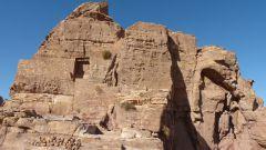 Petra - cesta na křižácký hrad