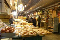 Jeruzalém - tržnice - pečivo