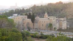 Jeruzalém - klášter Kříže