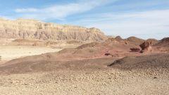 Timna - skalní útvary