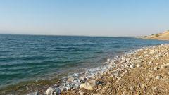 Mrtvé moře - severní část