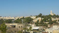 Jeruzalém - Staré město a hora Sion