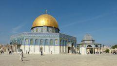 Jeruzalém - Skalní dóm
