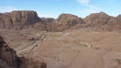 Petra - centrum