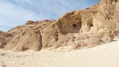 Timna - skalní okno