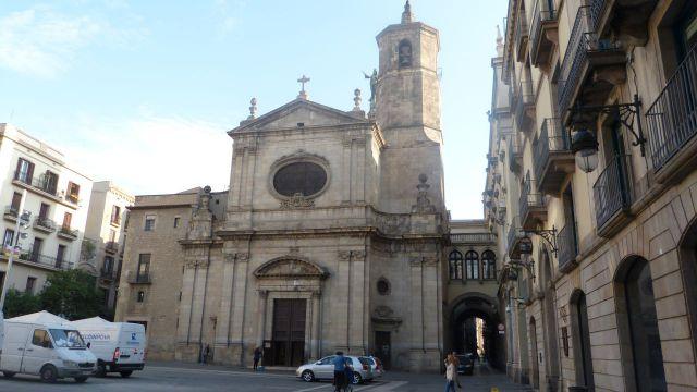 Barcelona - Basílica de la Mercè