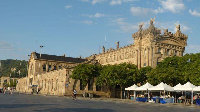 Barcelona - Duana del Port