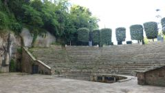 Barcelona - Greek theatre