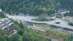Andorra - křižovatka