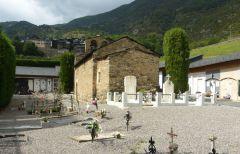 Andorra - Encamp - Sant Marc y Santa Maria