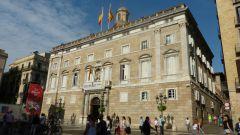 Barcelona - Palau de la Generalitat de Catalunya