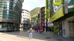 Andorra La Vella - centrum