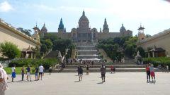 Barcelona - Muzeum umění