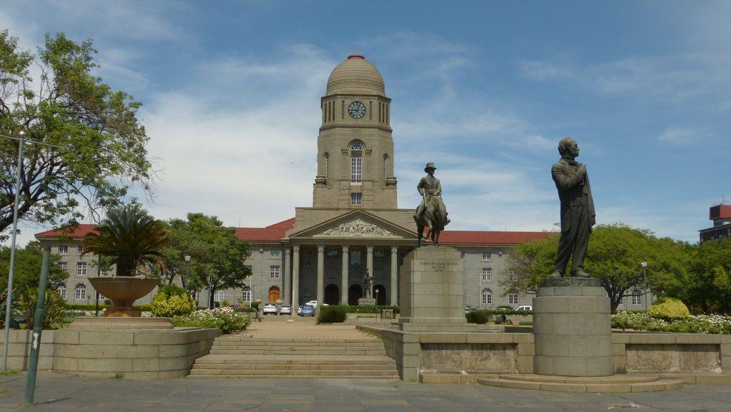 Pretoria - radnice