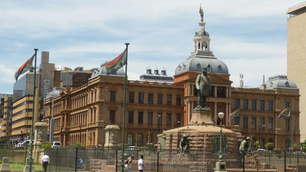 Pretoria - Church Square