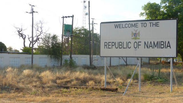 Vítejte v Namibii