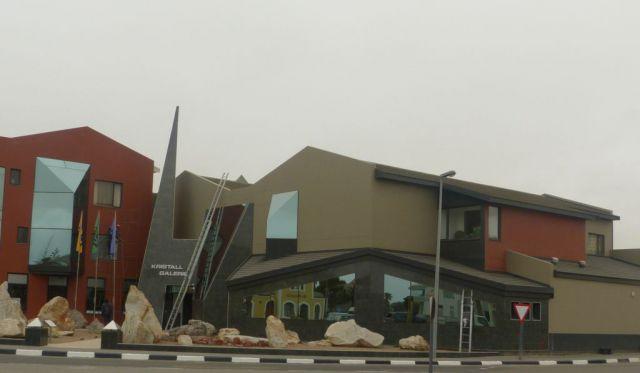 Swakopmund - Kristall Galerie
