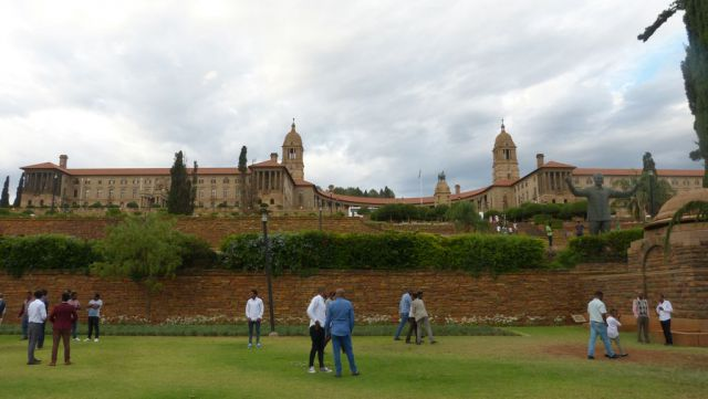 Pretoria - Union Building
