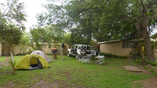 Hazyview - caravan park