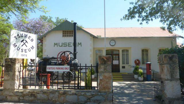 Tsumeb - muzeum