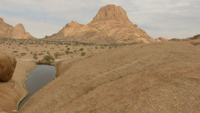 Spitzkoppe - Rock Pool