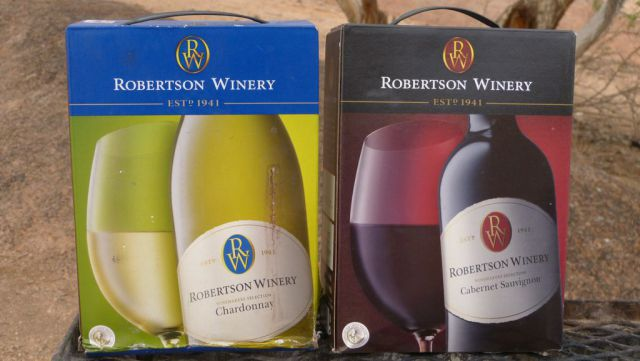 Jihoafrické víno