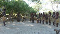 Mbunza Living Museum - lidové tance
